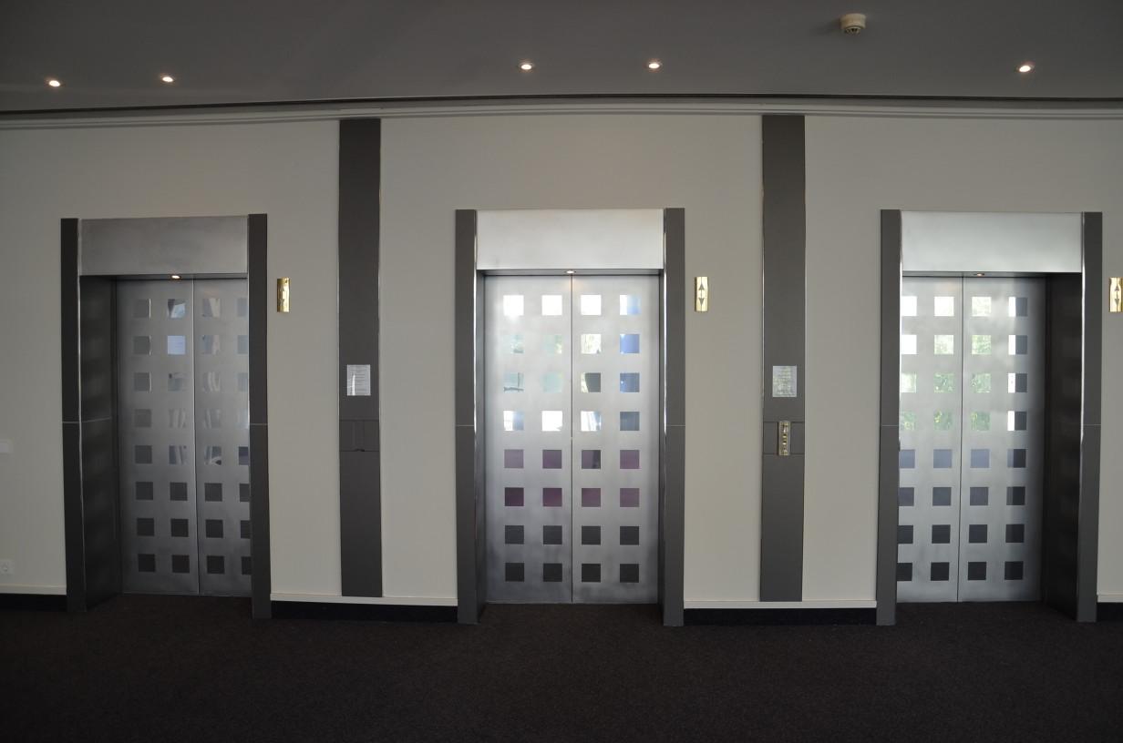 Dorint Hotel, Mannheim - Nachher